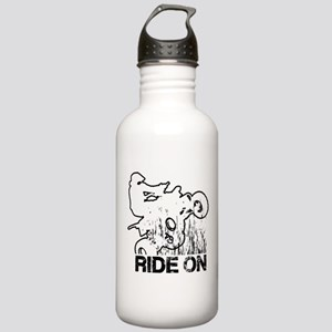 Ride On ATV Quad Stainless Water Bottle 1.0L