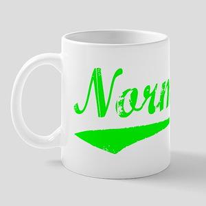 Vintage Normal (Green) Mug
