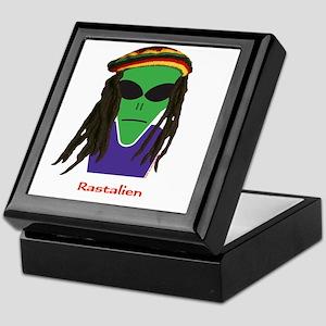 Rastalian Keepsake Box