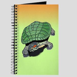 Red Eared Slider (Turtle) Journal