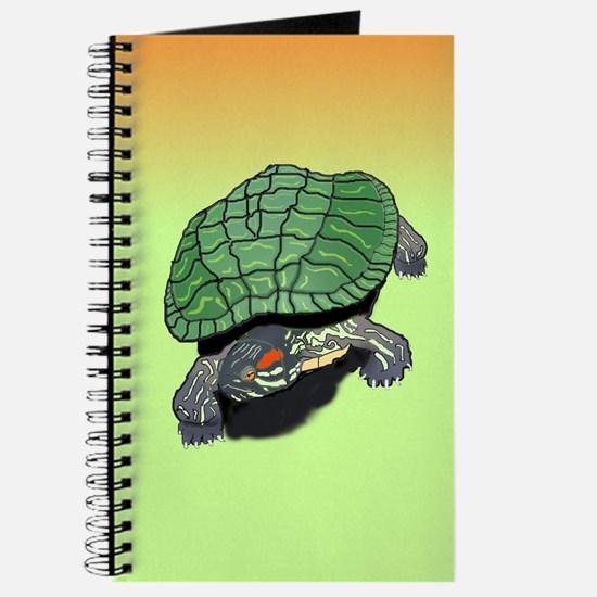 Red Eared Slider (Turtle) Journal