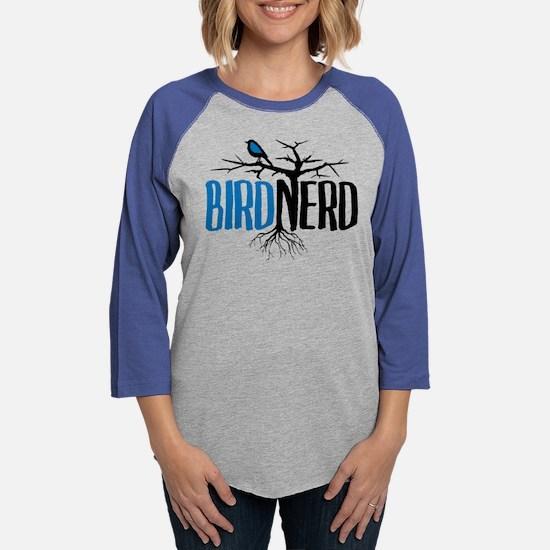 Bird Nerd Long Sleeve T-Shirt