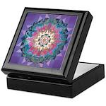 Matangi Yantra Mandala Keepsake Box