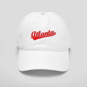 Retro Atlanta (Red) Cap