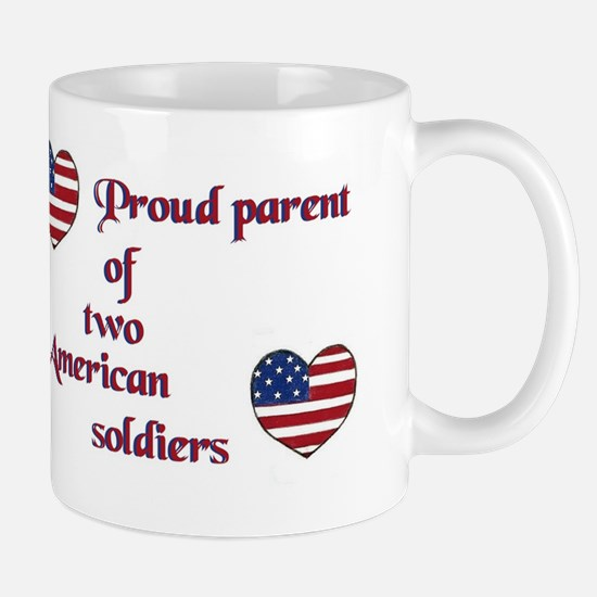 Proud Parent 2 Mug