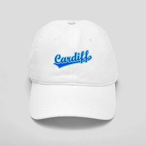 Retro Cardiff (Blue) Cap