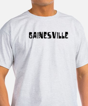 Gainesville Faded (Black) T-Shirt