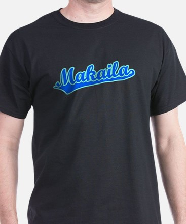 Retro Makaila (Blue) T-Shirt