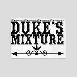 duke's mixture 5'x7'Area Rug