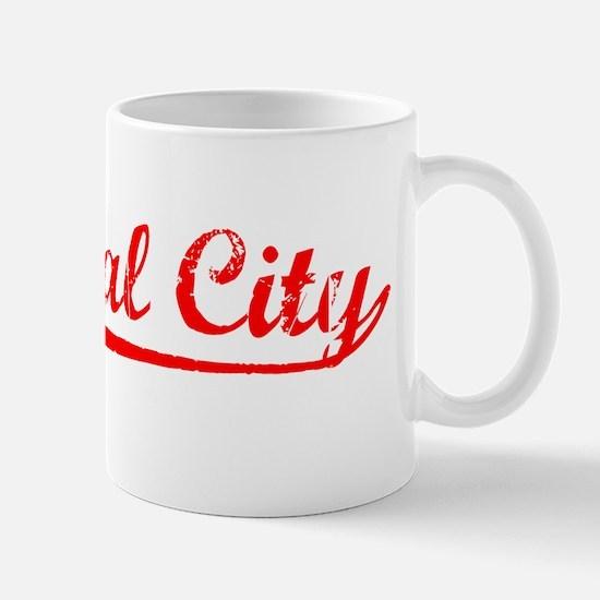 Vintage National C.. (Red) Mug