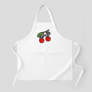 Cherry Pi BBQ Apron