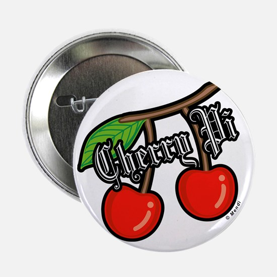 "Cherry Pi 2.25"" Button"