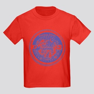 Bourbon St Water Meter Lid Kids Dark T-Shirt