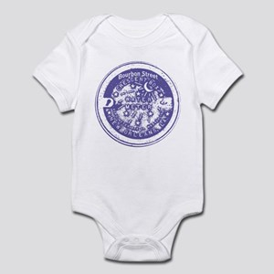 Bourbon St Water Meter Lid Infant Bodysuit