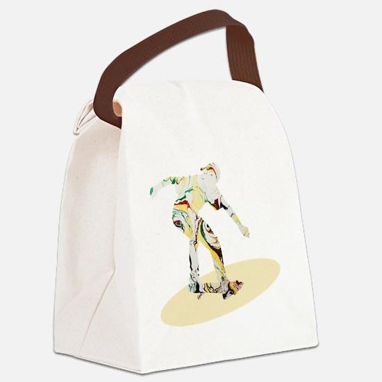 Unique California boy Canvas Lunch Bag