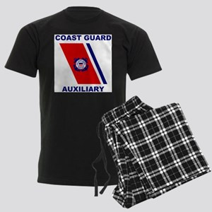 USCGAux-Racing-Stripe-Shirt.g Pajamas