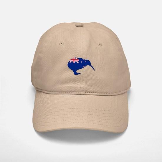 New Zealand Kiwi Baseball Baseball Cap