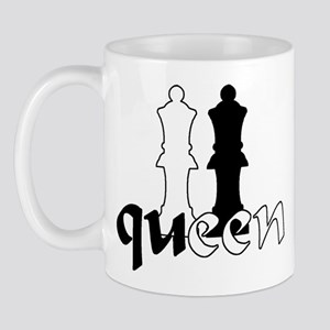 chess queen Mug