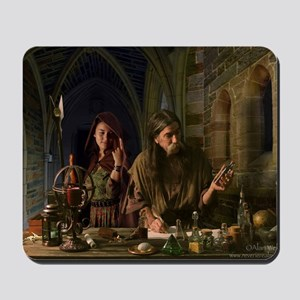 The Alchemist Fantasy Mousepad
