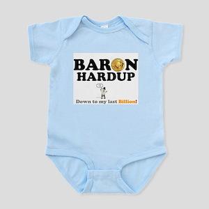 BARON HARDUP - DOWN TO MY LAST BILLION! Body Suit