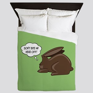 Funny Bunny Queen Duvet