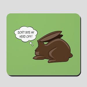 Funny Bunny Mousepad