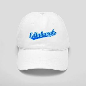 Retro Edinburgh (Blue) Cap