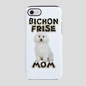 Bichon Frise Mom iPhone 8/7 Tough Case
