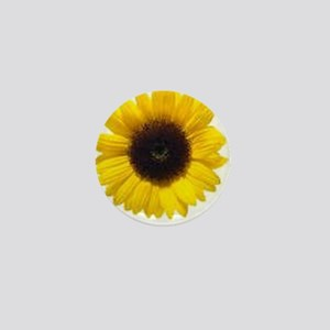 Sun Flower Mini Button