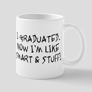 Smart & Stuff Graduate Mug