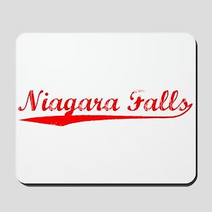 Vintage Niagara Fa.. (Red) Mousepad