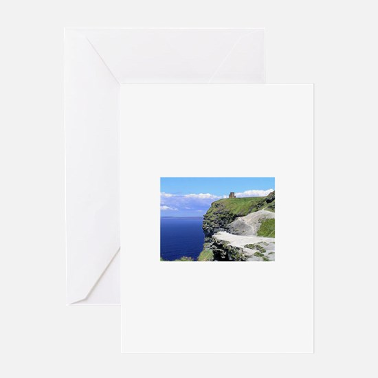 Unique Cliffs moher Greeting Card