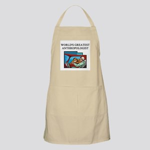 ANTHROPOLOGIST GIFTS T-SHIRTS BBQ Apron
