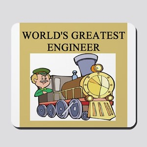 ENGINEER GIFTS T-SHIRTS Mousepad