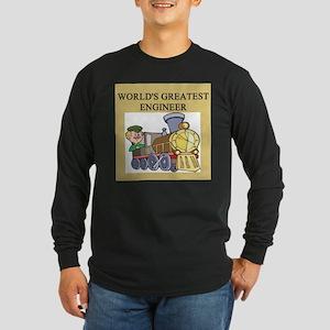 ENGINEER GIFTS T-SHIRTS Long Sleeve Dark T-Shirt