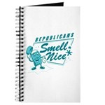 Republicans Smell Nice Journal