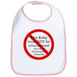 Baby protection bib