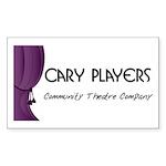 CP Logo Rectangle Sticker 10 pk)