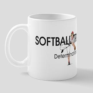 TOP Softball Triple Threat Mug