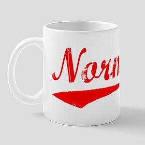 Vintage Normal (Red) Mug