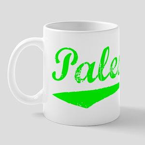 Vintage Palestine (Green) Mug