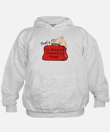 Going to Grammy's Funny Hoody