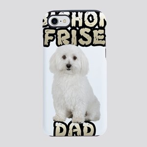 Bichon Frise Dad iPhone 8/7 Tough Case