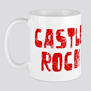 Castle Rock Faded (Red) Mug