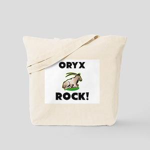 Oryx Rock! Tote Bag