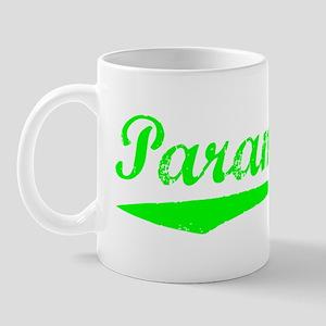 Vintage Paramount (Green) Mug