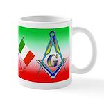 Italian Mason Mug