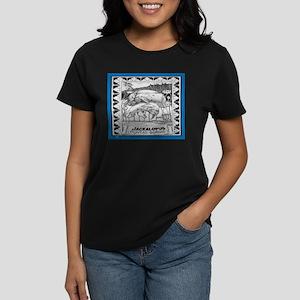 JACKALOPE FLORIDA Women's Dark T-Shirt