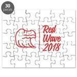 Red Wave 2018 Puzzle