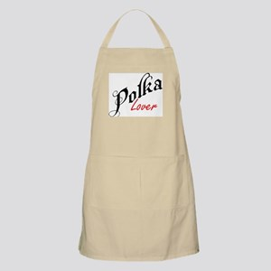 Polka Lover BBQ Apron
